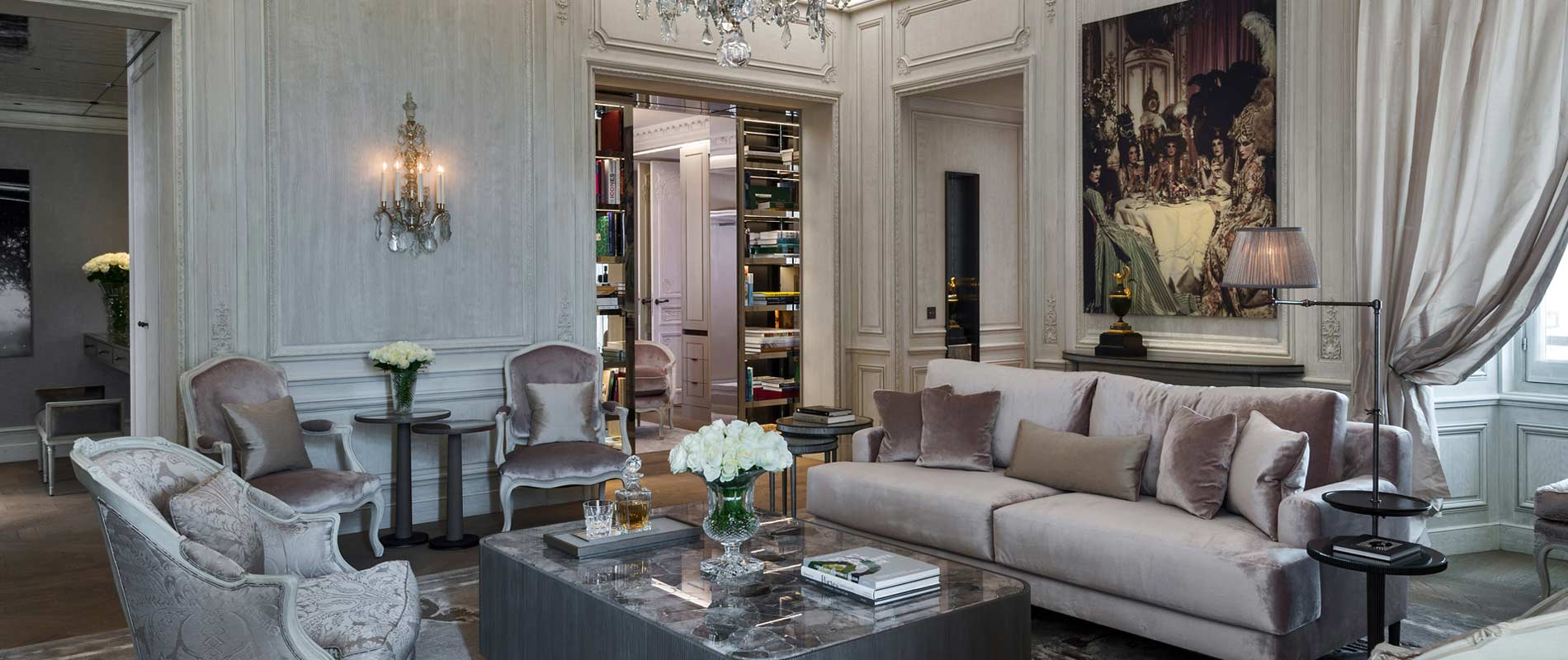 Hôtel de Crillon, Paris - A Timeless Taste of Grace and Grandeur
