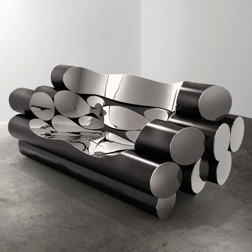 Enjoyable Ron Arad Restless Design Maverik Affluency Bralicious Painted Fabric Chair Ideas Braliciousco