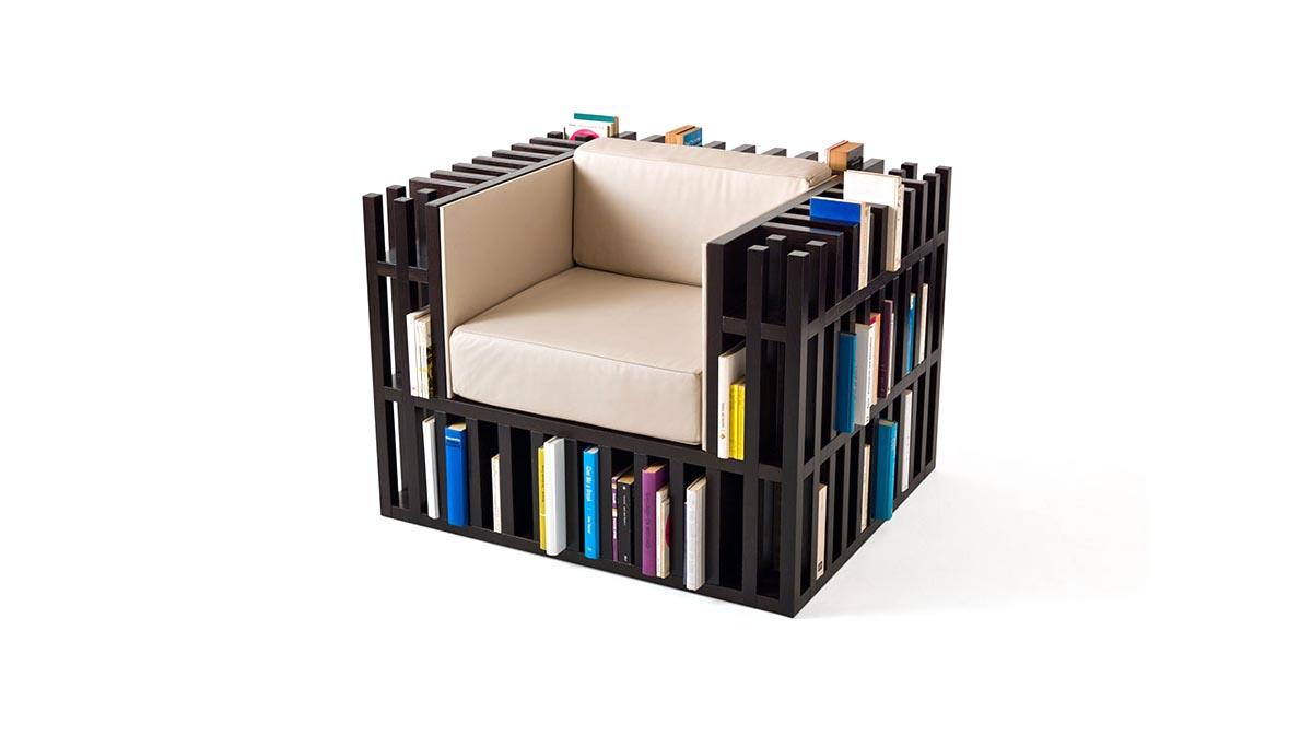 Bibliochase Armchair By Nobody Co Affluency